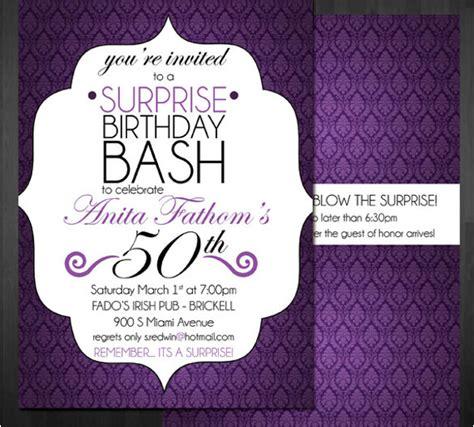 purple birthday party invitations oxsvitation com