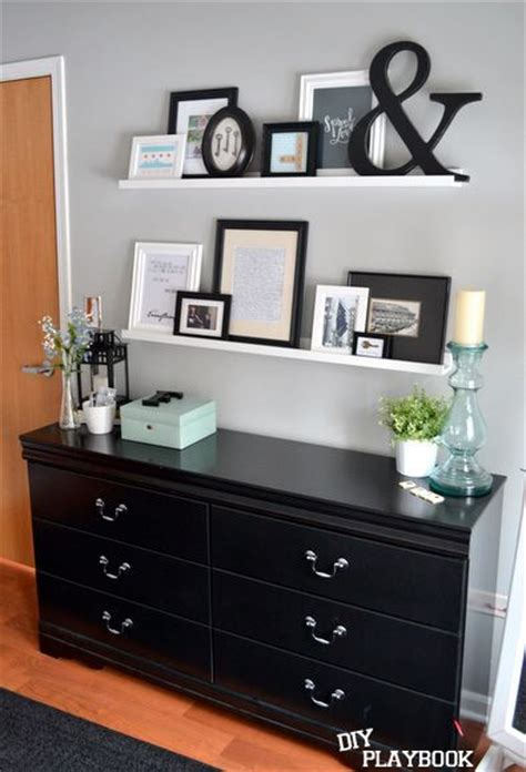 Picture Ledges From Ikea For The Master Bedroom Wall | picture ledges from ikea for the master bedroom wall