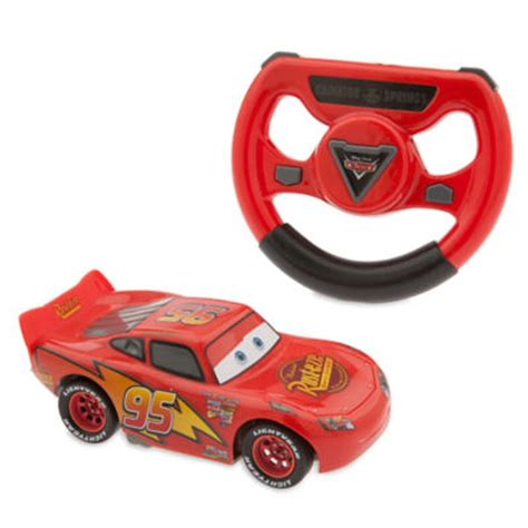 Amazing Rc Mobil Remote Mcqueen Scale 1 20 Murah disney pixar cars lightning mcqueen remote car