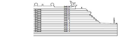 deckplan aidaprima aidaprima kreuzfahrten schiffsbewertungen und deckplan