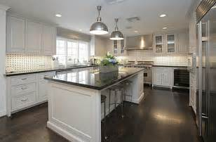 backsplash for black and white kitchen black and white basketweave kitchen backsplash maddie g