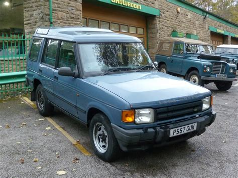 land rover discovery tdi p557 guk 1996 discovery 300 tdi automatic land rover