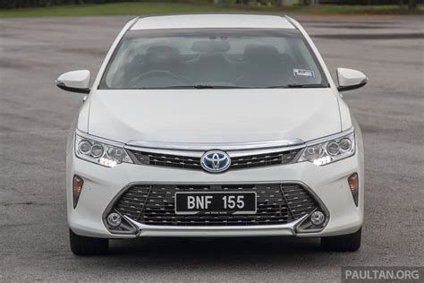 Toyota Camry Hybrid Malaysia Gallery 2015 Toyota Camry 2 0g Or 2 5 Hybrid Image 337869