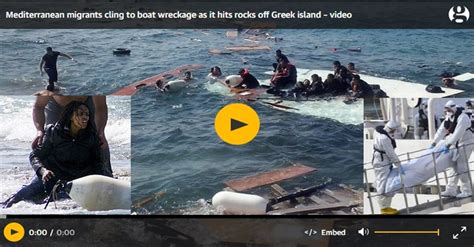 sinking migrant boat video more migrant boat fears of massacre in sinking