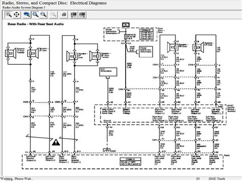 trailer wiring diagrams for 2006 gmc envoy wiring diagram and schematics 3 wire trailer wiring diagram circuit diagram maker