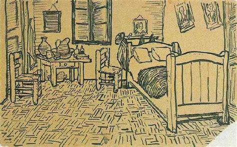 Gogh Letter Bedroom Vincent Van Gogh Vincent S Bedroom In Arles Letter