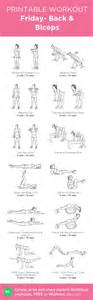 25 best ideas about back and bicep workout on