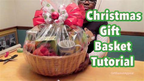 what to put in a christmas basket diy gift basket tutorial gift basket giftbasketappeal