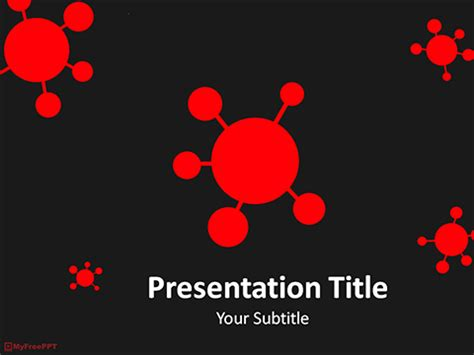 templates powerpoint virus free virus powerpoint template download free powerpoint ppt