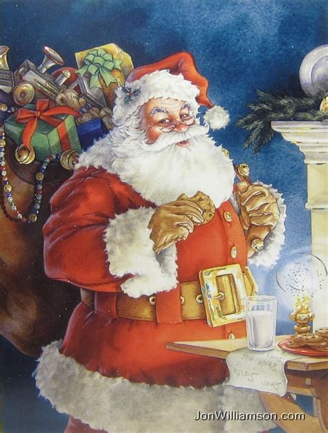 A Gift Card Santa - 1000 images about p 232 re no 235 l santa 6 on pinterest vintage santas father