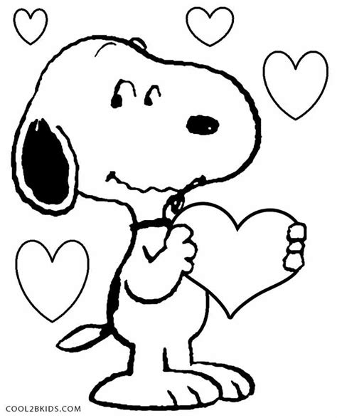Charlie Brown And Snoopy Peanuts Coloring Page#542154