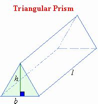 right section of a prism wk7 easymaths44