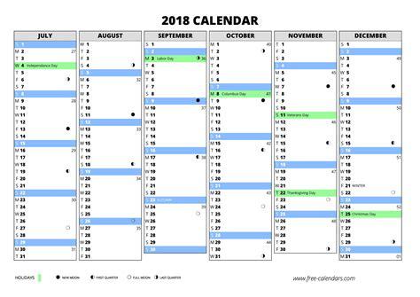 2018 fillable monthly calendar templates word 4ew3 blank calendar
