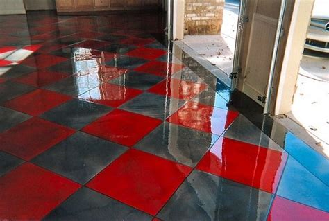 cool garage floors challenge your floor interiorwise