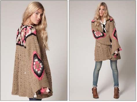 invierno 2016 moda en sweaters sacos y ponchos tejidos invierno 2016 oto 241 o invierno 014 agostina bianchi invierno sacos que