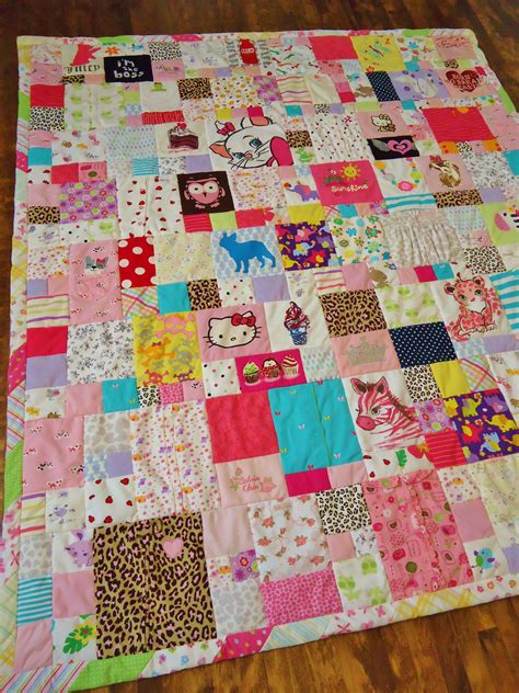 quilt pattern with baby clothes baby clothes quilt by lux keepsake quilts baby blanket