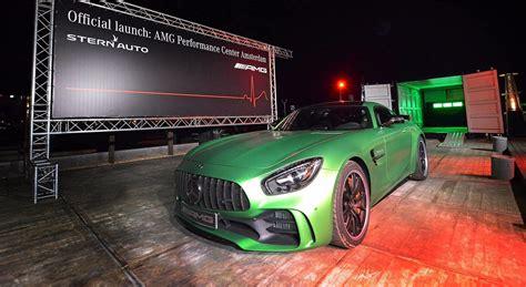 Stern Auto stern auto lanceert eerste amg performance center in