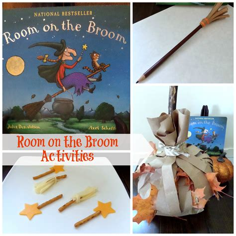 room on the broom craft ideas room on the broom book activities giveaway optimistic