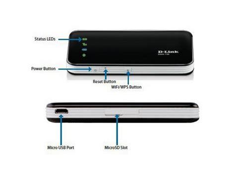 Diskon D Link D Link Dwr 730 Hspa Mobile Router d link dwr 730 wireless n 3g hspa sim card router wootware