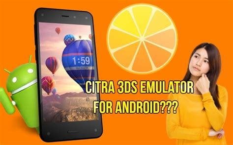 3ds emulator for android apk 3ds emulator citra nintendo 3ds emulator