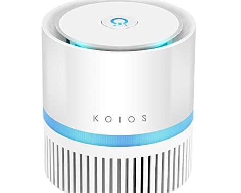 best room air purifier for pet dander koios desktop air purifier with true hepa filter compact design air eliminator cleaner for room