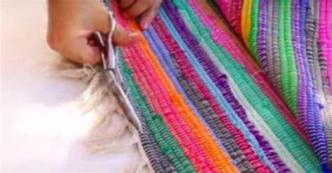 cutting a rug transform dollar store rugs into diy ls tiphero