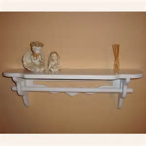 quilt rack shelf white wooden take orders any by
