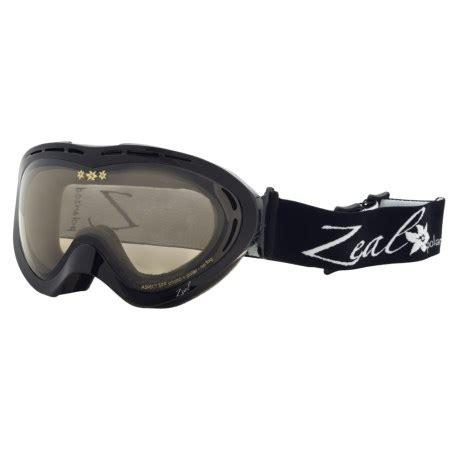 zeal aspect sppx snowsport goggles polarized