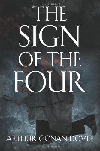 the sign of four by sir arthur conan doyle ink