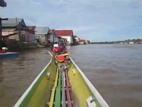 Mesin Pemotong Rumput Honda perahu ketinting dengan honda gx390lbhs mesin putaran lambat
