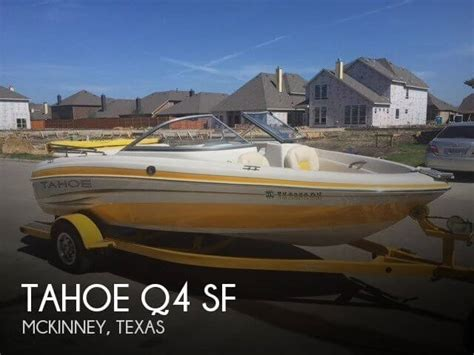 tahoe boats for sale in kansas used 2008 tahoe q4 for sale in louisberg kansas 2270043