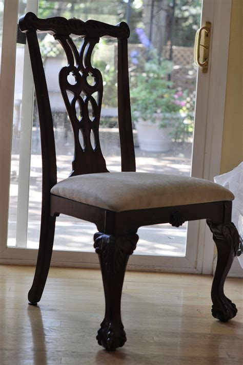 How To Upholster A Dining Room Chair by Woodworking Diy Dining Room Chair Upholstery Plans Pdf