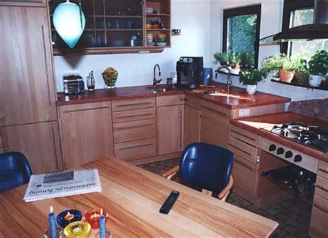 küche tiefe arbeitsplatte buche arbeitsplatte k 252 che