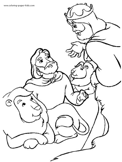 Daniel 3 Coloring Page by Daniel In The Lions Den Coloring Page Bible Daniel