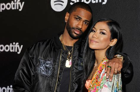 big sean relationships upcoming100 jhene aiko reveals how her relationship with