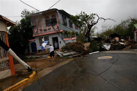 imagenes huracan maria pr en fotos el hurac 225 n mar 237 a se aleja de puerto rico esto