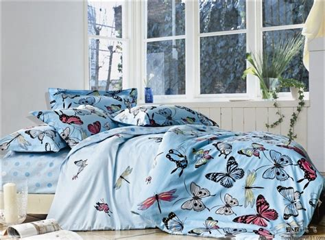 Cotton Bed Sheet Set Sprei Shabby Chic 10 best butterfly bed images on butterfly