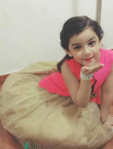 shivika rishi (child actor) age height weight images shows