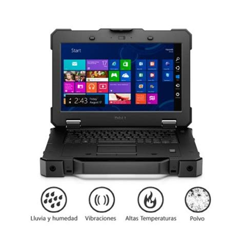 """laptop dell latitude 14 rugged extreme """"limited edition"""