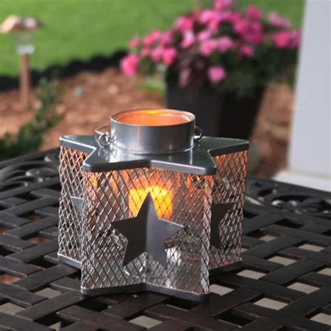 Candela Rechargeable Ls by Pacific Accents Williamsburg Flameless Tea Light Holders