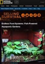 doomsday preppers aquaponics | national geographic