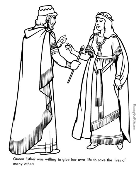 free abigail and king david coloring pages