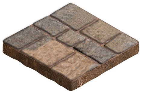 16 quot ez slate patio block at menards