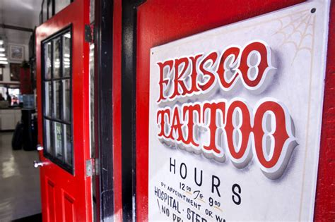 frisco tattoo why do some the nickname frisco bay curious