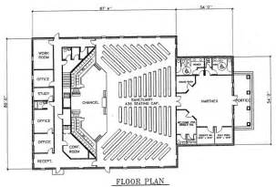 church floor plans church plan 133 lth steel structures
