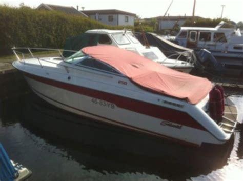 speedboot cuddy watersport en boten seaswirl 250 cuddy speedboot