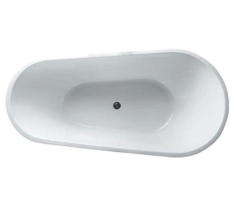 Rak Mini Acrylic rak merida easyflow acrylic free standing bath 1700 x 820mm