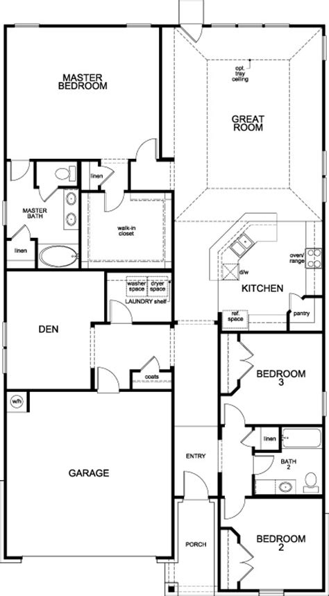 plan 2130 modeled at shadow grove preserve in pearland tx