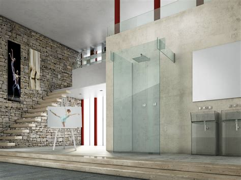 luxury bathrooms 10 amazing modern glass shower enclosure