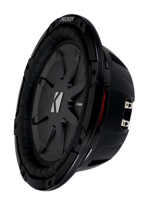 Kicker Sleting kicker cwrt10 10 inch 1 ohm dvc comprt series subwoofer